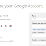 Gmail Sign up Login, Google Email Sign up