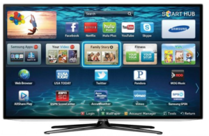 smart tv third party apps