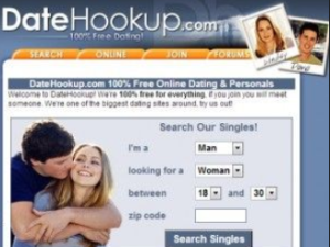 Date hook up login