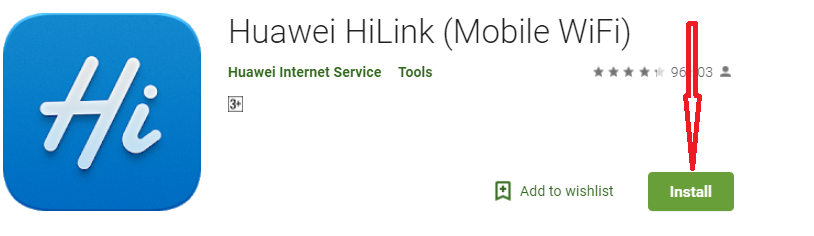 huawei Hilink for pc